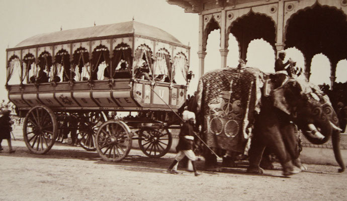 Transportation in India-a historical collection